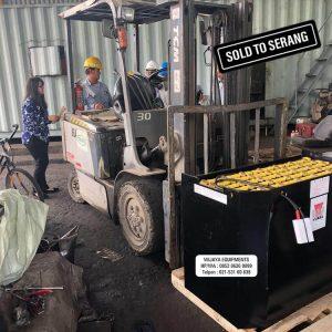 Aki Forklift Yuasa Harga Terbaru