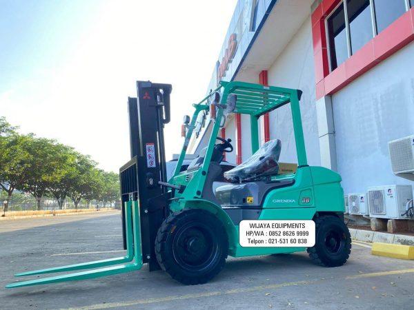 Forklift 3 Ton Diesel Harga Murah