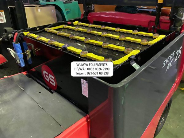 Forklift Battery Harga Murah