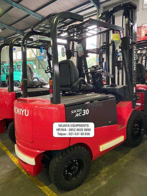 Forklift Electric Nichiyu Surabaya