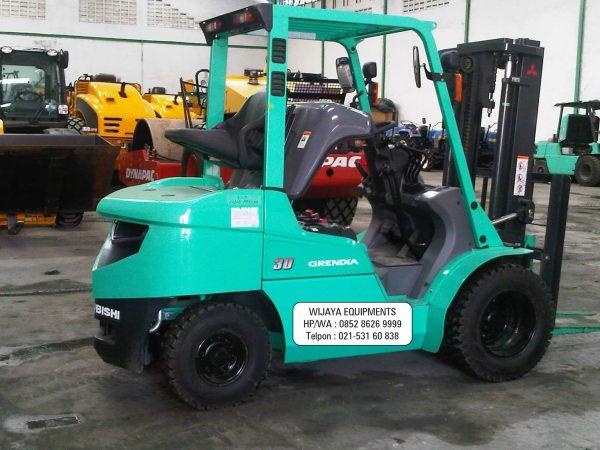 Forklift Mitsubishi Bekas Bandung