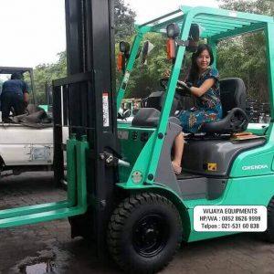 Forklift Mitsubishi Bekasi