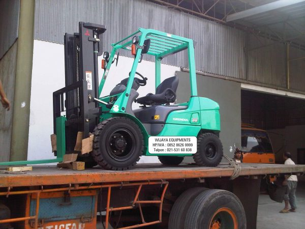 Forklift Mitsubishi Karawang