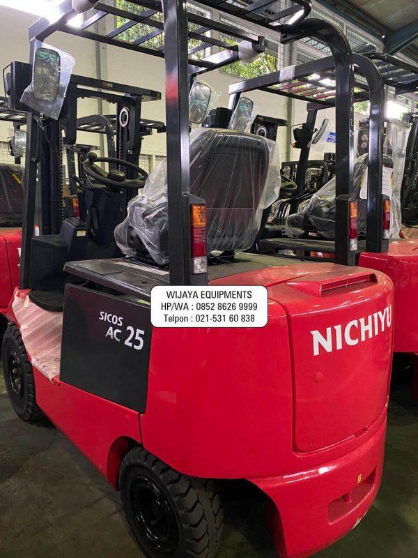 Forklift Nichiyu FB25