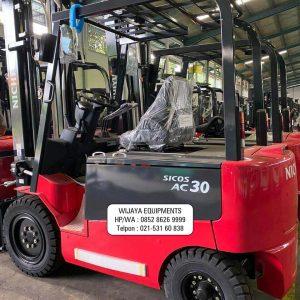 Forklift Nichiyu FB30