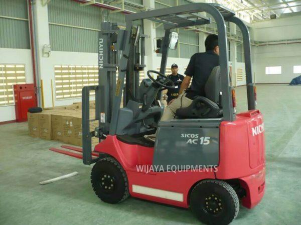 Forklift Nichiyu Harga Murah