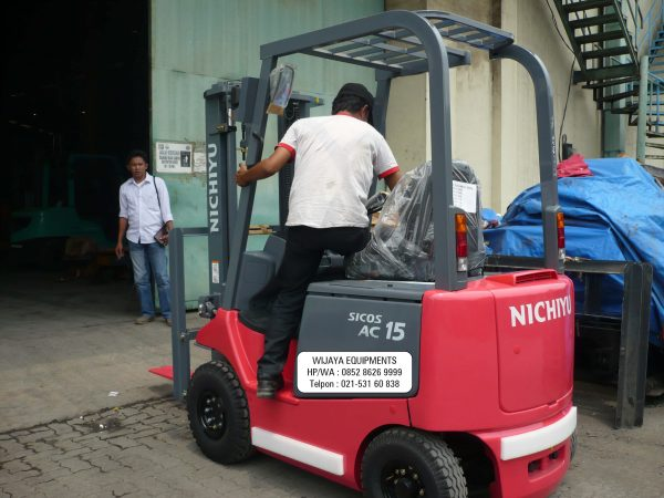 Forklift Nichiyu Jakarta