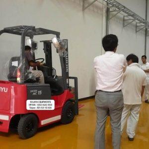 Forklift Nichiyu Makassar