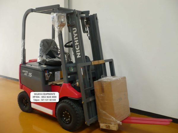 Forklift Nichiyu Murah