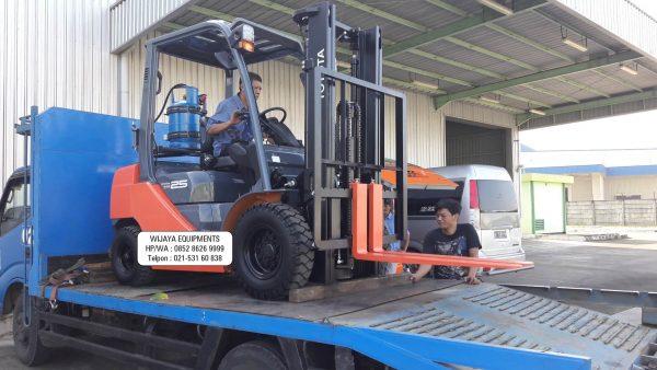 Forklift Toyota 2.5 Ton Harga Terjangkau