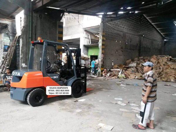 Forklift Toyota Harga Murah Cibitung