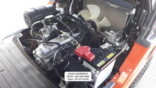 Gasoline Engine Forklift Toyota