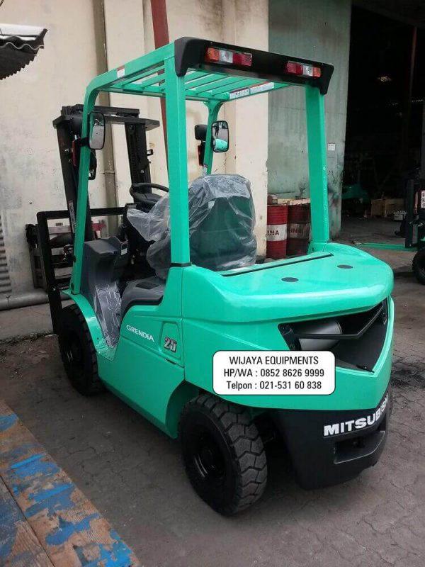 Harga Forklift Mitsubishi 2.5 Ton