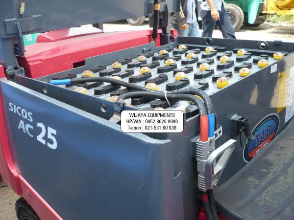 Jual Forklift Baterai