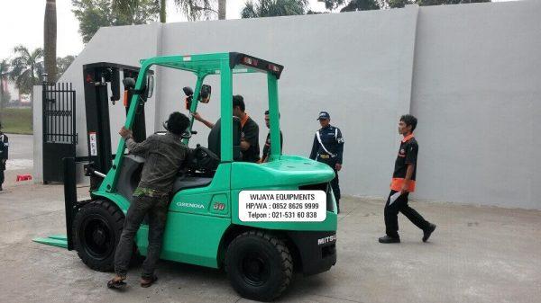 Jual Forklift Murah Kawasan Industri MM2100