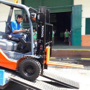 Jual Forklift Toyota Harga Murah
