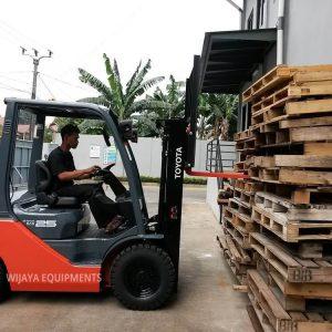 Jual Forklift Toyota Harga Murah Bandung