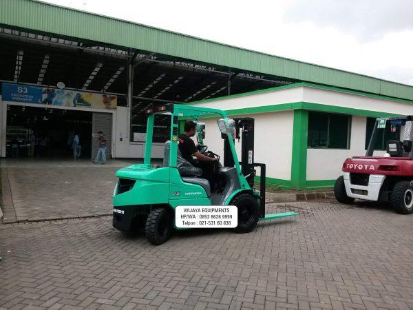 Mitsubishi Forklift Tangerang