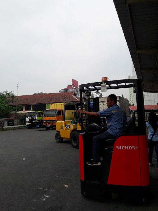 Nichiyu Forklift For Cold Storage Wijaya Equipments