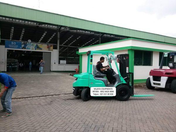 Pusat Jual Forklift Mitsubishi 2.5 Ton