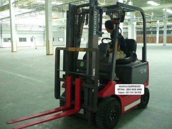 Pusat Jual Forklift Nichiyu Harga Murah