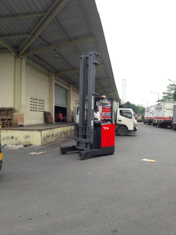Reach Truck Nichiyu FBRF16-75C-900MSF