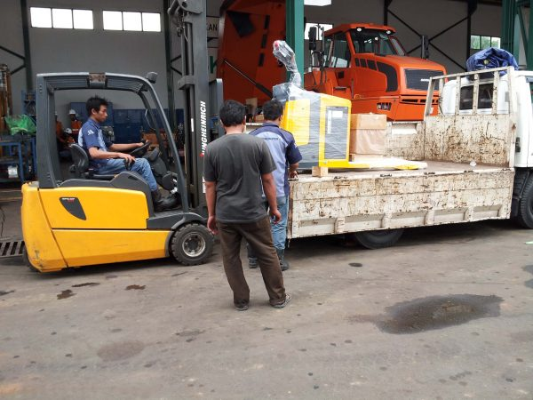 Forklift Jungheinrich Cikupa