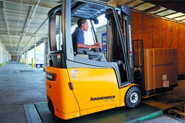 Forklift Jungheinrich Harga Murah