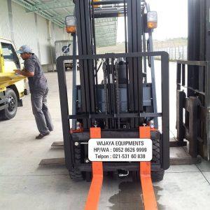 Forklift Elektrik Toyota