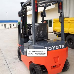 Toyota Forklift Electric 3 Ton