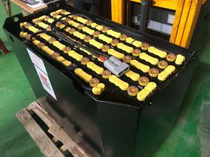 Menangani Tindakan Pencegahan Pada Battery Forklift