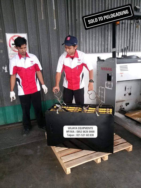 Aki Forklift GS Yuasa Harga Murah