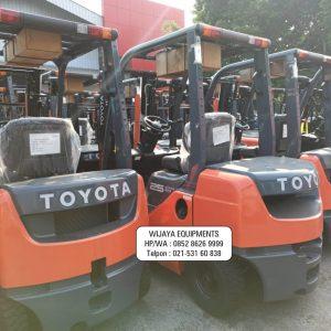 Jual Forklift Toyota Online