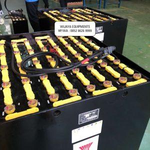 Cara Merawat Baterai Forklift Terlengkap
