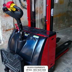 Noblift Full Electric Stacker 2 Ton 2 Meter