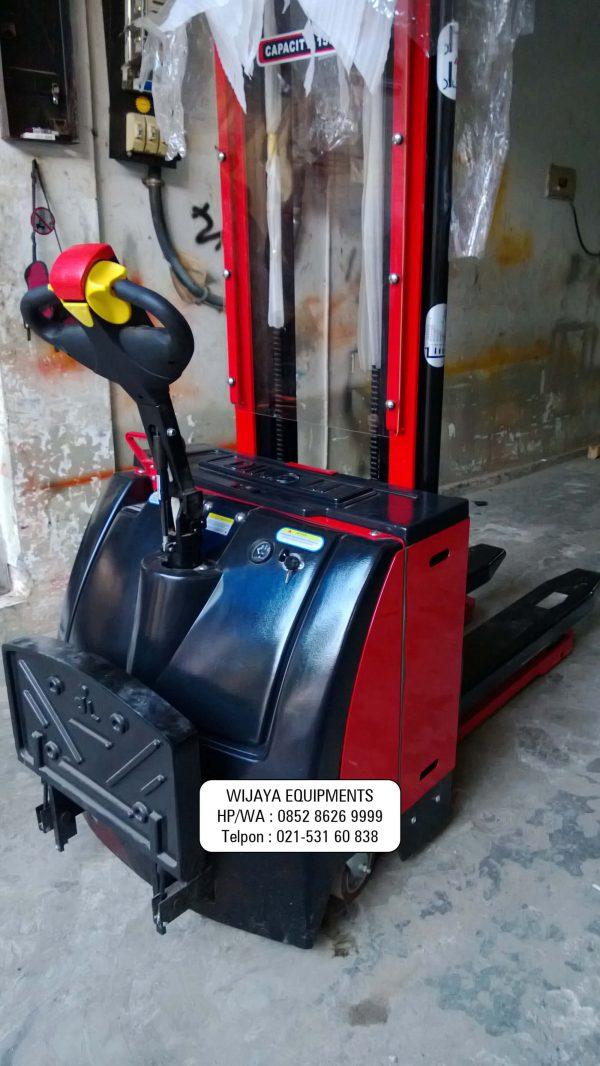 Noblift Full Electric Stacker 2 Ton 2 Meter