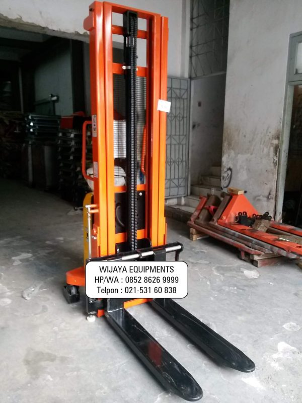 Noblift Manual Stacker 1 Ton 1.6 Meter