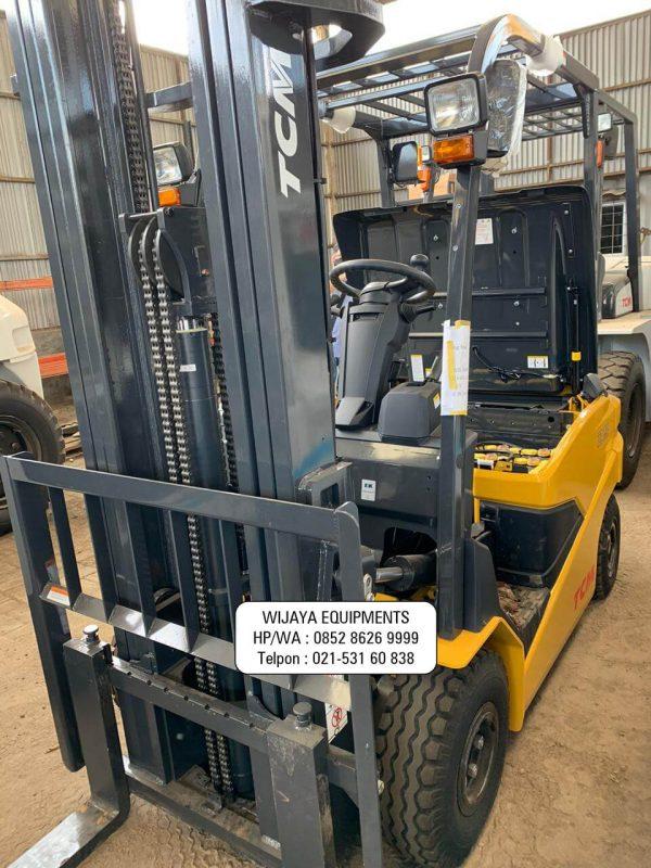 Harga Forklift Battery TCM