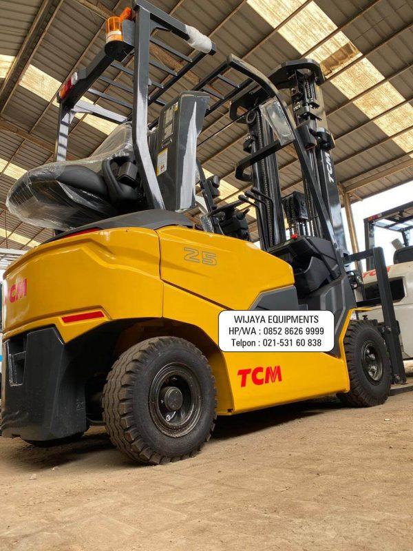 Jual Forklift Battery TCM