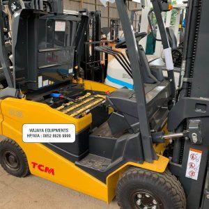TCM Electric Forklift 2.5 Ton