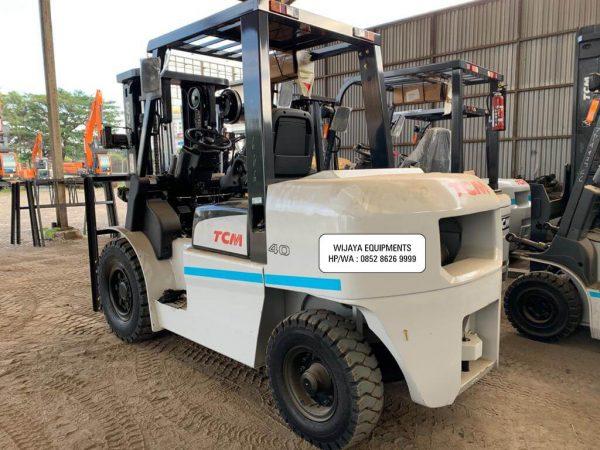 TCM Forklift 2.5 Ton Harga Terjangkau