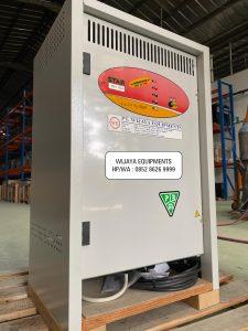 Charger Aki Forklift 48 Volt 80 Ampere