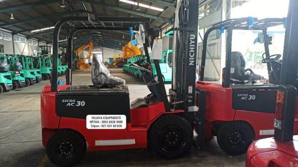 Forklift Electric 3 Ton Japan