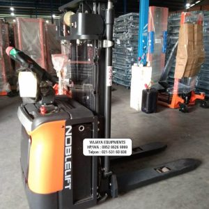 Full Electric Stacker Noblelift