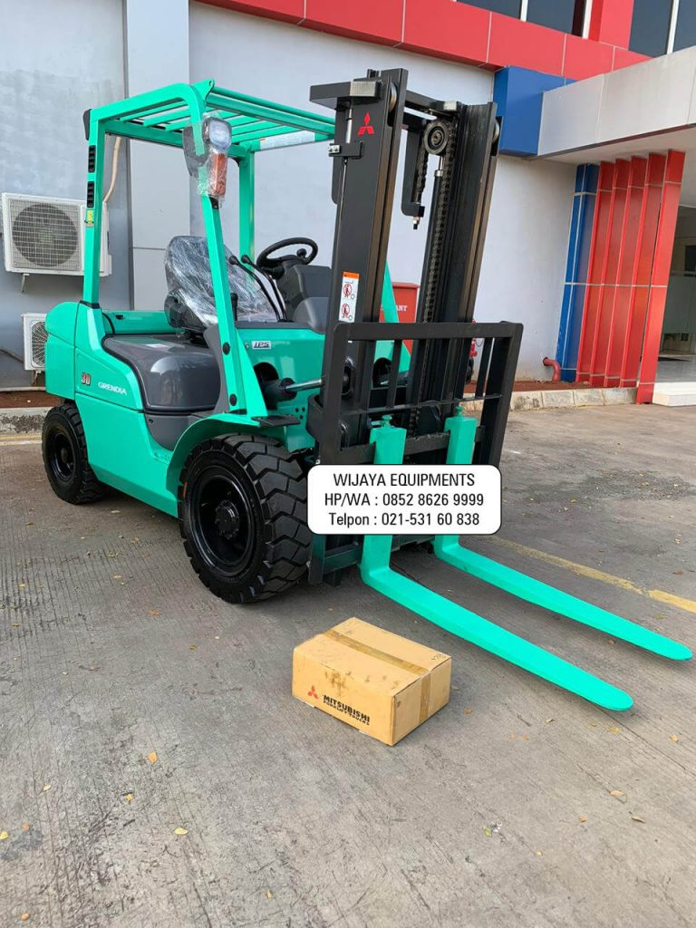 Shop From Home Forklift 3 Ton