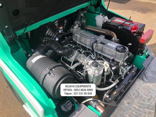 Engine Forklift Mitsubishi