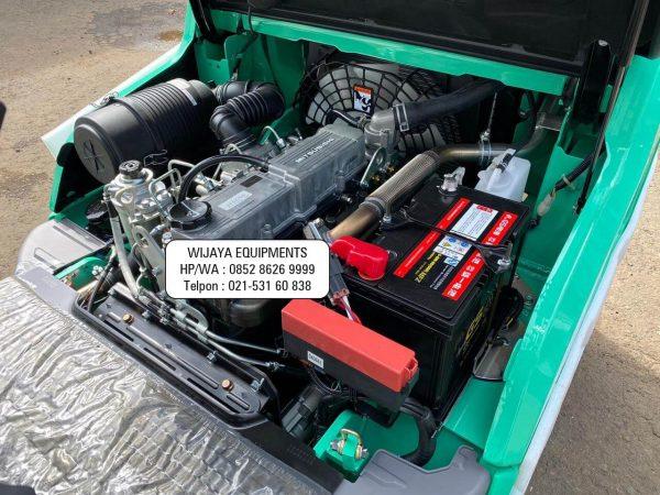 Engine Hood Forklift Mitsubishi