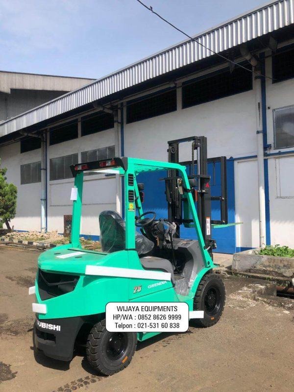 Forklift Mitsubishi Grendia