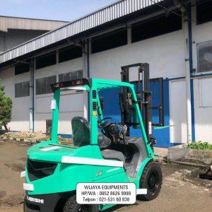 Forklift Mitsubishi 2.5 Ton