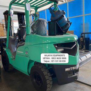 Forklift Mitsubishi 3 Ton Grendia